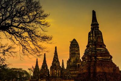 Một ngày tham quan thành phố Ayutthaya từ Bangkok