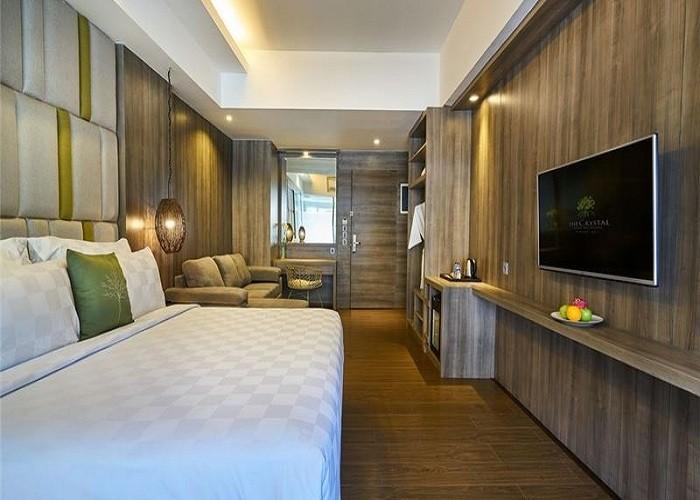 The Crystal Nusa Dua Bali 5*- phòng ngủ