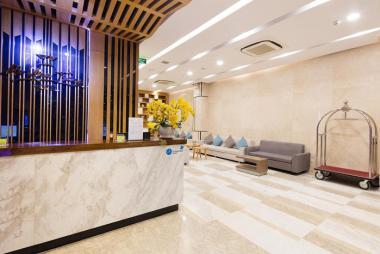 Combo Nha Trang 3N2Đ - Khách sạn ALE  3* + VMB + Ăn sáng Buffet