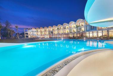 Combo Phú Quốc 3N2Đ - The Shell Resort 5 *+ VMB khứ hồi + Ăn Sáng
