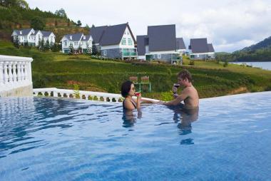 Combo Đà Lạt 3N2Đ - Resort Wonder 4*+ VMB +  Ăn 1 Bữa Tối
