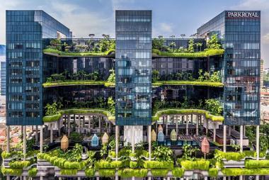Combo Singapore 3N2Đ - Parkroyal Hotel 5* + VMB