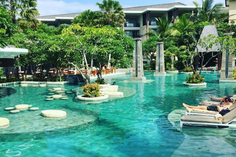 Combo Bali 3N2Đ - The Crystal Nusa Dua Bali 5* + VMB