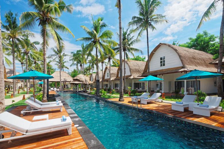 Combo Bali 3N2Đ - Jambuluwuk Oceano Seminyak 5* + VMB