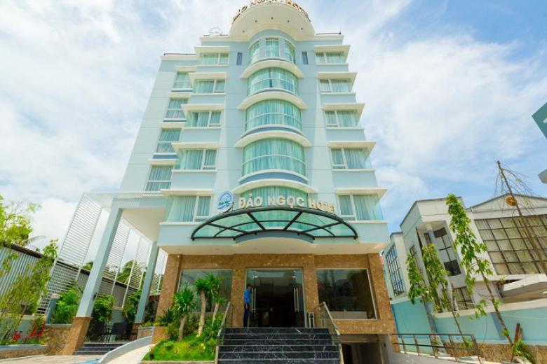 Combo Phú Quốc 3N2Đ  – Khách sạn Đảo Ngọc 3*, VMB + Buffet Sáng