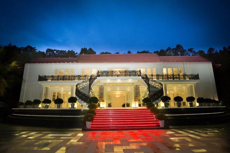 Lối kiến trúc khách sạn