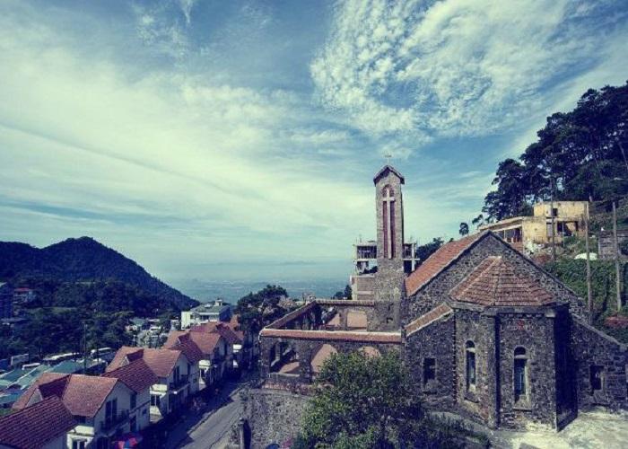 Nhà thờ Tam Đảo