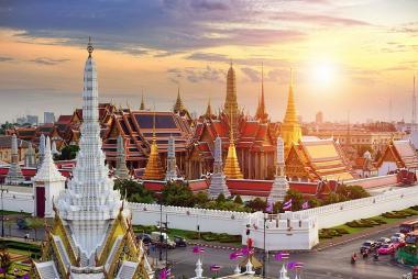 Combo Bangkok 3N2Đ - Avina Trium Bangkok Hotel 5* + Vé MB