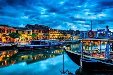 Combo Đà Nẵng - Hội An 3N2Đ - Hoian Nostalgia Hotel & Spa 3*+VMB