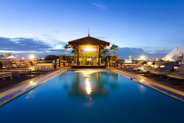 Combo Bangkok 3N2Đ - Khaosan Palace Hotel 3* + Vé MB
