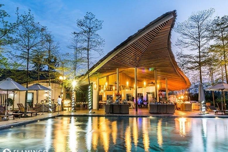 Combo Flamingo Đại Lải Resort 5* 2N1Đ + Tặng nhiều dịch vụ