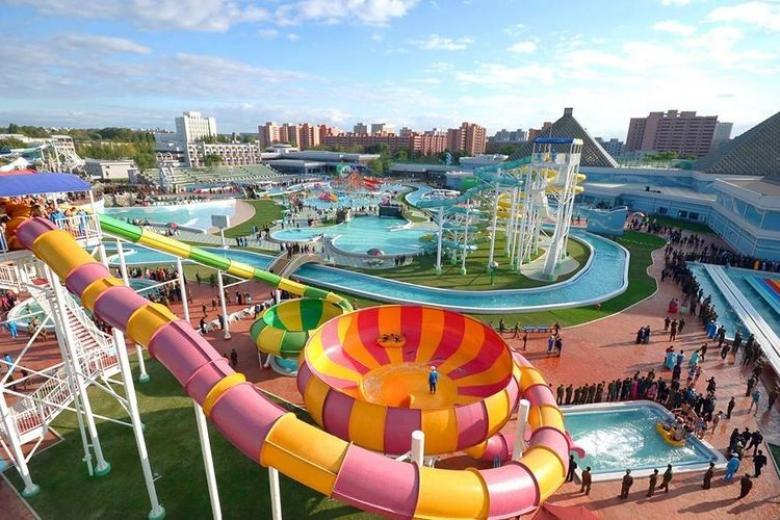 Khu vui chơi giải trí Sun World Hạ Long Park