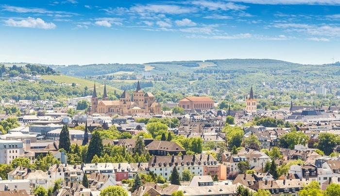 Thành phố cổ Trier