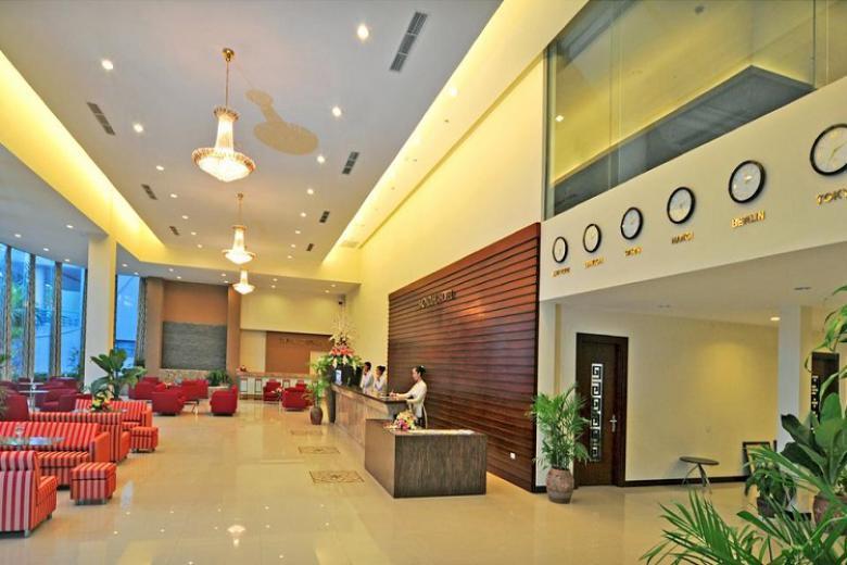 Combo Huế 3N2Đ –  Mondial Huế Hotel 4* + Vé máy bay