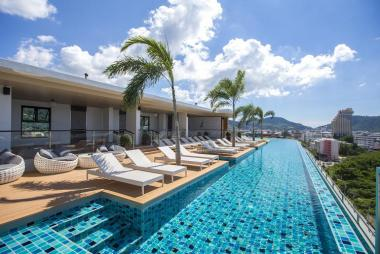 Combo Phuket 4N3Đ - The Marina Phuket Hotel 4* + Vé MB