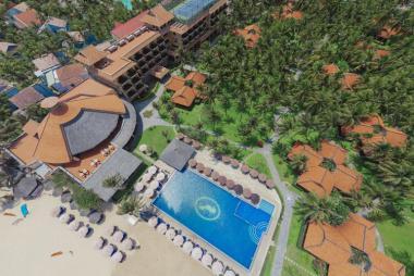 Combo Phan Thiết 3N2Đ - Seahorse Resort & Spa 4* + Tàu Lửa 5* + Miễn Phí 2 Bữa Ăn Trưa