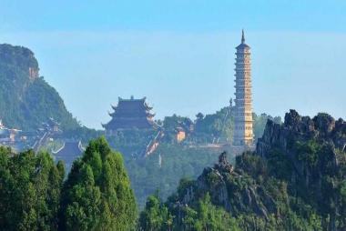 Combo Ninh Bình 2N1Đ - Legend Hotel 4* + Khám Phá Mảnh Đất Cố Đô