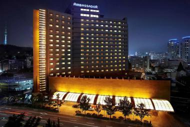 Combo Hàn Quốc 4N3Đ Khách sạn  5 Sao Pullman Ambassador + Vé Máy Bay