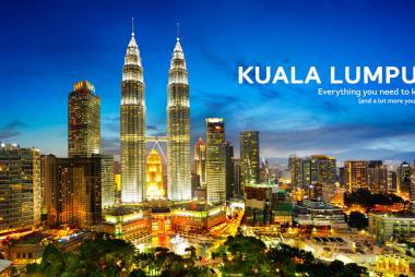 Combo Malaysia 4N3Đ - Ibis Styles Hotel 4*+ Vé MB