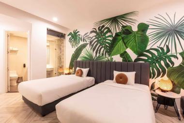 Combo Honeymoon Đà Lạt 3N2Đ - LEN'S Hotel 3*+ Ăn tối + Vé máy bay/ Xe Limousine