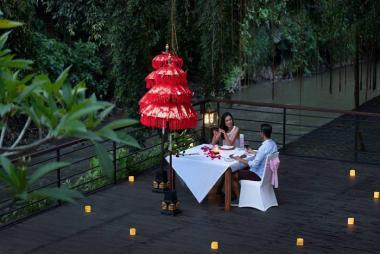 Combo Bali 3N2Đ - Sthala, A Tribute Portfolio Hotel, Ubud Bali 4* + VMB khứ hồi + Ăn sáng