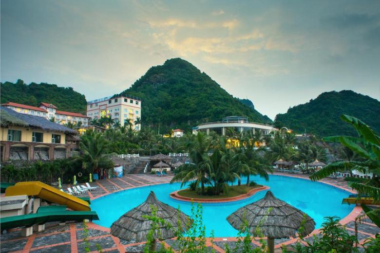 Combo Cát Bà 2N1D - Cát Bà Island Resort & Spa 4* + Xe đưa đón