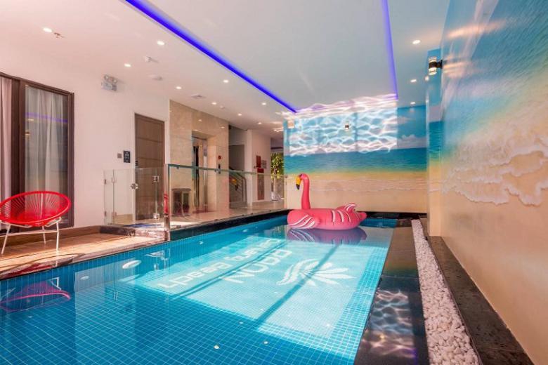 Combo Đà Nẵng 3N2Đ - Raon Danang Beach Hotel 3* + VMB + Xe đưa đón