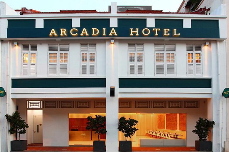 Combo Singapore 3N2Đ - Arcadia Hotel 4*+ Vé máy bay