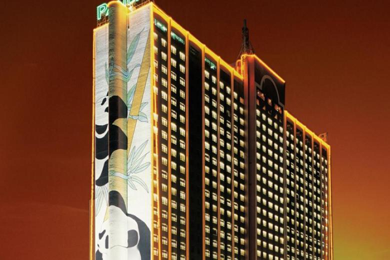 Combo HongKong 4N3Đ Khách sạn 4 Sao Panda Hotel + Vé Máy Bay