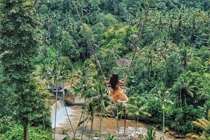 Xích đu Bali