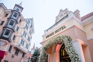 Combo Tam Đảo 2N1Đ - Venus Hotel 4* + Xe đưa đón