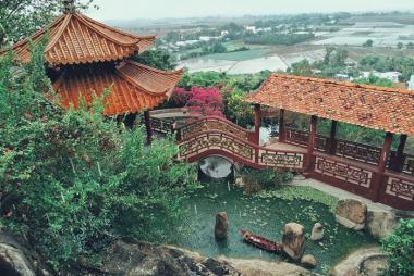 Combo Châu Đốc 3N2Đ – Victoria Núi Sam Lodge 4* + Xe Đưa Đón