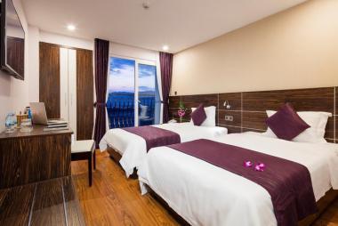 Combo Nha Trang 3N2Đ - Khách Sạn Bancony 3* + Vé MB
