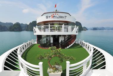 Combo Hạ Long 4N3Đ - Du thuyền 5 Sao Starlight + Vinpearl Resort 5* + Vé MB