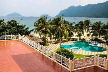 Combo 3N2Đ - Côn Đảo Resort 3* + Vé MB