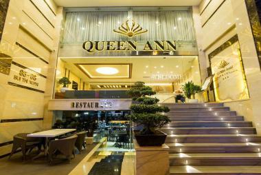 Combo Nha Trang 3N2Đ - Khách sạn Queen Ann 5*+ Vé MB