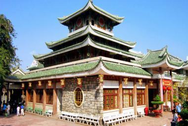 Combo Châu Đốc 3N2Đ – Khách sạn Hùng Cường 3* + Xe đưa đón