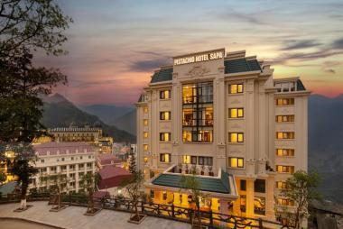 Combo Sapa 2N1Đ - Pistachio Hotel 4* + Xe đưa đón