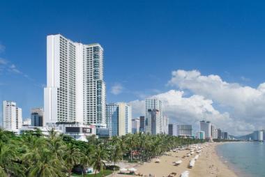 Combo Nha Trang 3N2Đ - Vinpearl Condotel Beachfront 5* + Vé MB