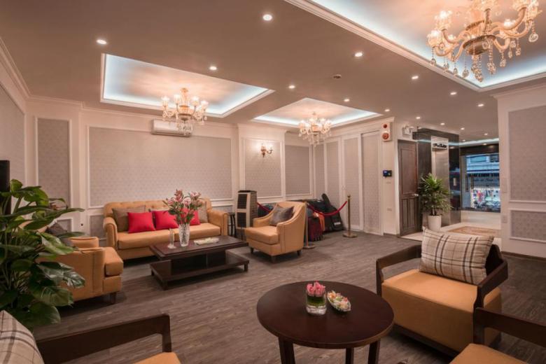 Combo Hà Nội 3N2Đ- Khách Sạn Serene Boutique Hotel & Spa 4* + Vé Máy Bay