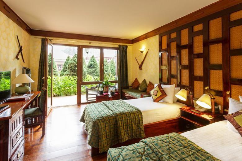 Combo Victoria Sapa Resort & Spa 4* 3N2Đ + Vé Máy Bay