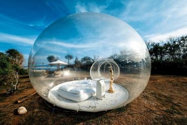 Combo Bali 4N3Đ - Bubble Hotel Bali Nunggalan + VMB