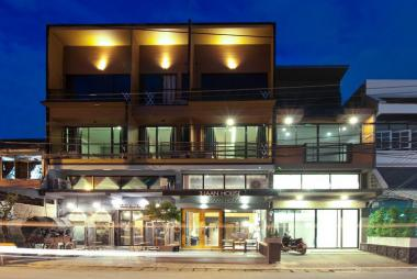 Combo Chiang Mai 3N2Đ - 3Laan House Hotel 3* + Vé MB
