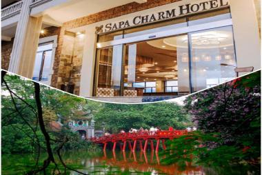 Combo Hà Nội + Sapa 4N3Đ - Ancient Town 3* + Sapa Charm Hotel 4* + VMB
