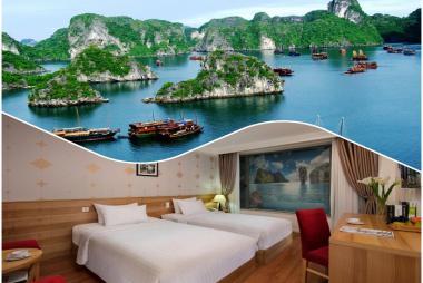 Combo Hà Nội + Hạ Long 3N2Đ - Ancient Town 3* + Tàu Hạ Long 4 tiếng + Vé MB