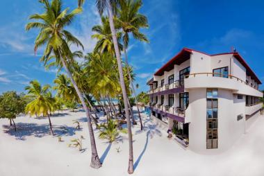 Combo Maldives 4N3Đ - Kaani Beach Hotel 3* + VMB