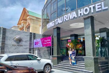Combo Vũng Tàu 3N2Đ - Khách sạn Riva Vũng Tàu 3* + Xe đưa đón