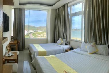 Combo Quy Nhơn 3N2Đ – Hoàng Yến Canary Hotel 3* + Xe Limousine