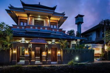 Combo Bali 4N3Đ - Grand Ashanti Villa 4* + VMB