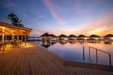 Combo Maldives 4N3Đ - Ellaidhoo Maldives by Cinnamon 4 Sao + VMB